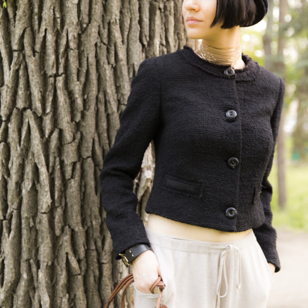 Tweed with Corina ApresMidi