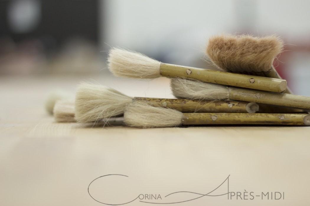 В поисках красивого макияжа. Мой опыт, по шагам (11-13) c Corina ApresMidi