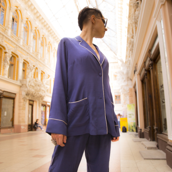 Pajamas all day with Corina ApresMidi