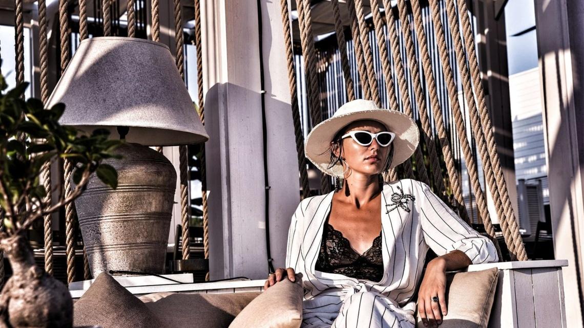 The good, the bad, some stripes and the sea with Corina ApresMidi